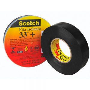 Fita Isolante 3m (33+19mmx10m)
