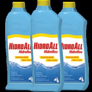 Clarificante Hidrofloc 1l
